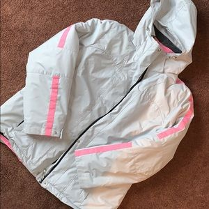 Zero Xposur 3 in 1 Jacket, Large